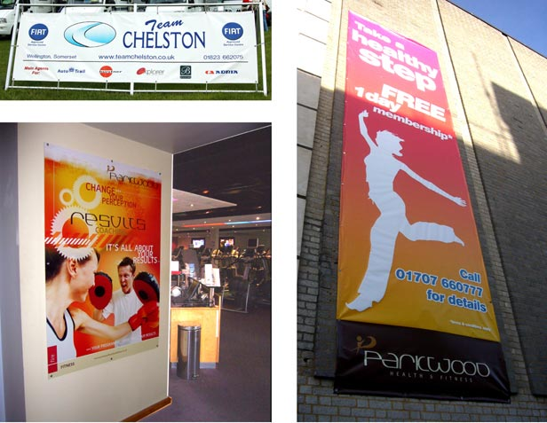 Printed Banners and Outdoor Use